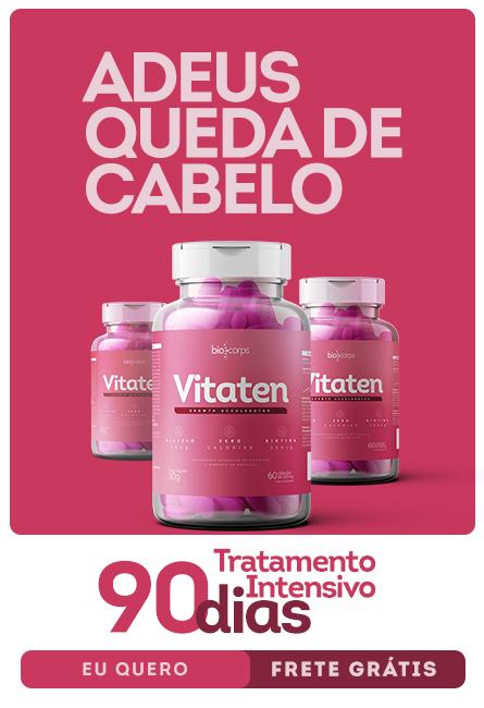 Melhor vitamina para queda de cabelo.