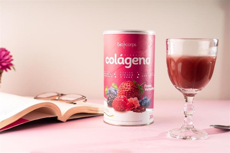 colágeno emagrece